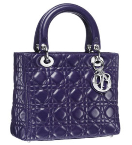 Création du sac Lady Dior