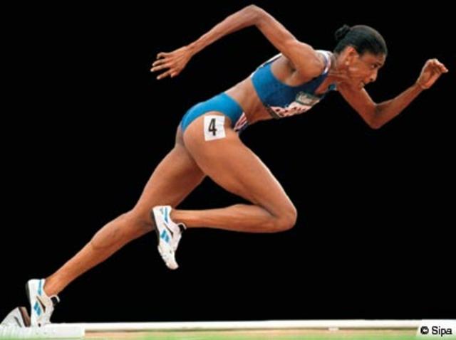 Marie-José Perec triple championne olympique