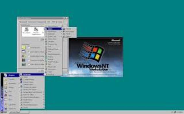 1996Windows NT 4.0