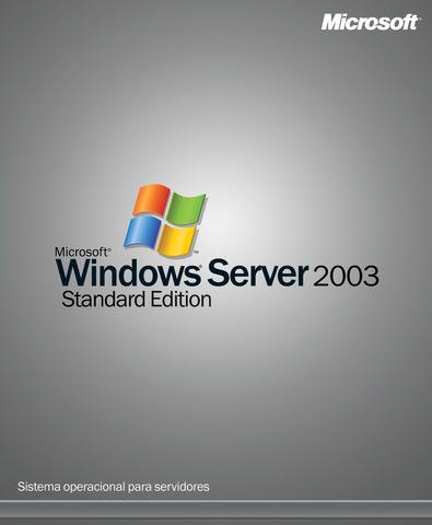 2003Windows Server 2003