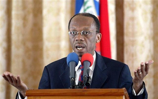Mision Internacional en Haití