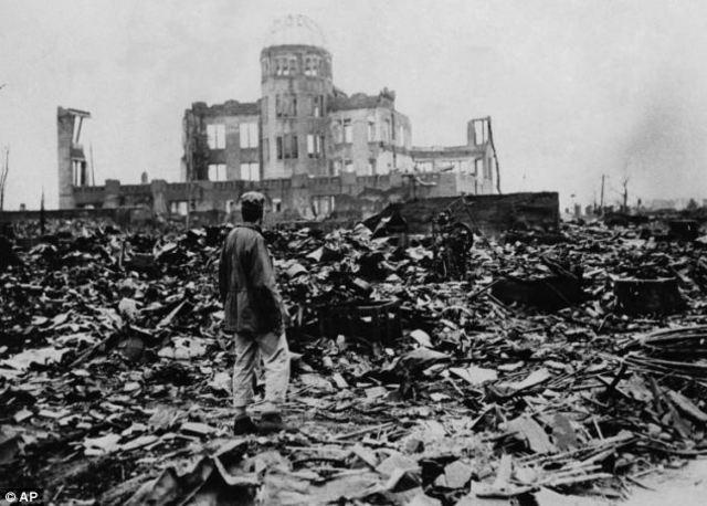 Atomic Bomb Dropped on Hiroshima- Nohemi Orozco