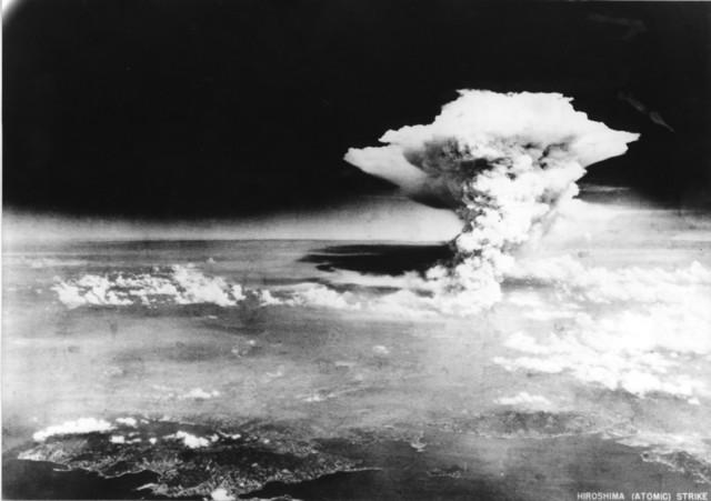 Atmoic Dropped on Nagasaki- Nohemi Orozco