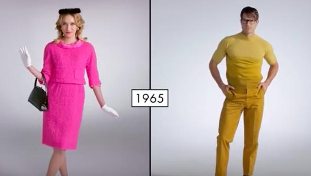Fashion in 1965