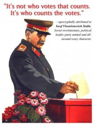 Stalin establishes command economy