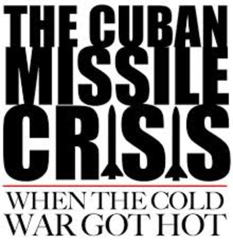 Cuban Missle Crisis Begins