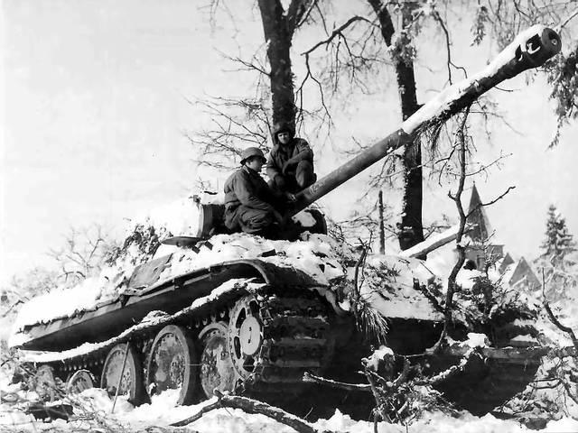 Battle of the Bulge-Mari