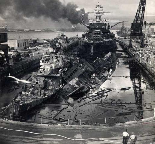 Pearl Harbor-salvador