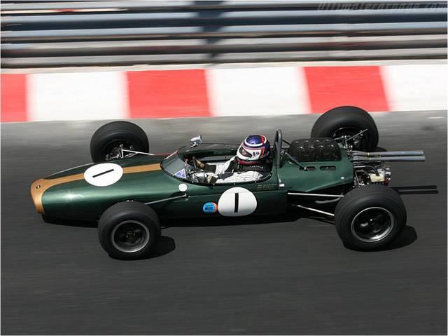 Brabham-Repco BT19