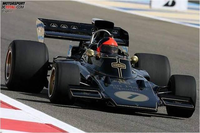 Lotus-Ford 72