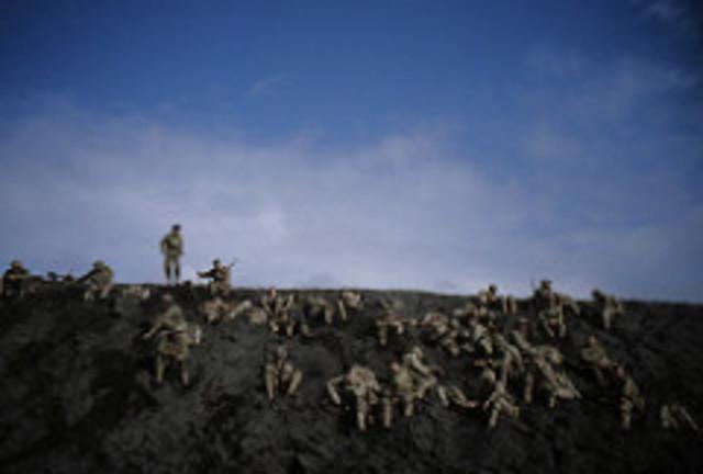 battle of iwo jima natalie alcala