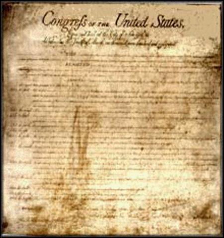 La Declaración de Derechos de Virginia, EU