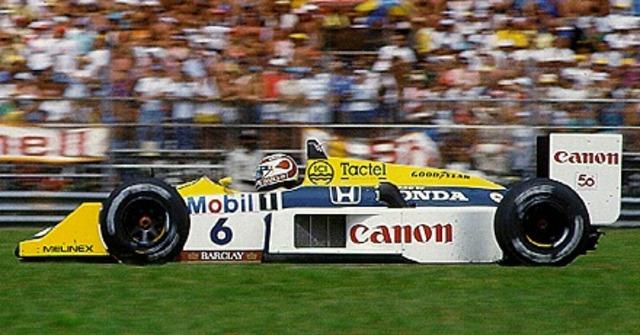 Williams-Honda FW 11B