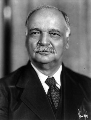 Charles Curtis, First American Indian U.S. Senator