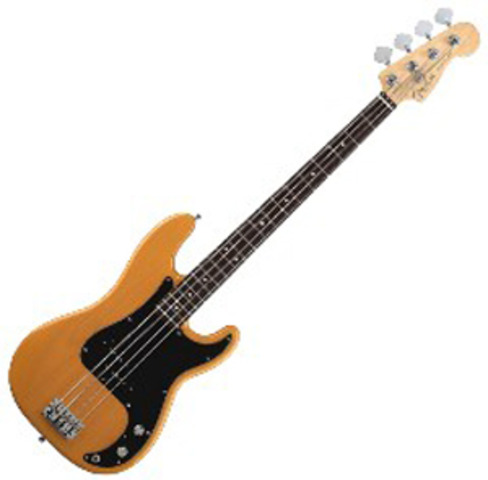 learned how to play bass