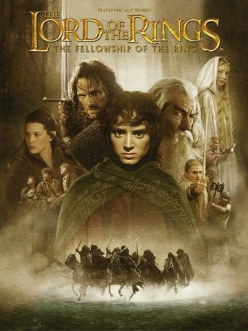 the first lord of the rings movie comes out