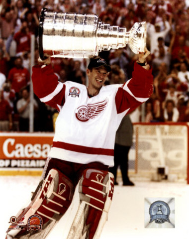 Detriot Red Wings win the stanley cup