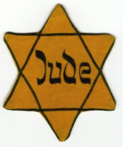 Alle Juden müssen den Judenstern tragen