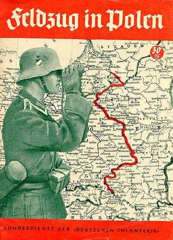 Beginn des 2. Weltkrieges: Einmarsch in Polen
