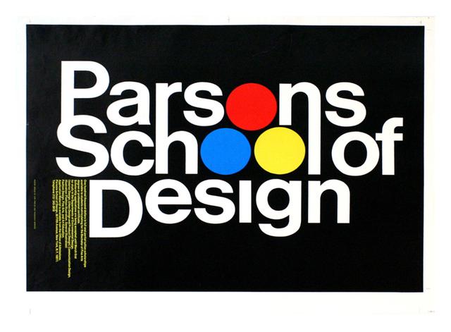 Parsons Design School