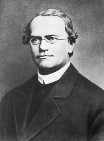 Nacimiento de Gregor Mendel.