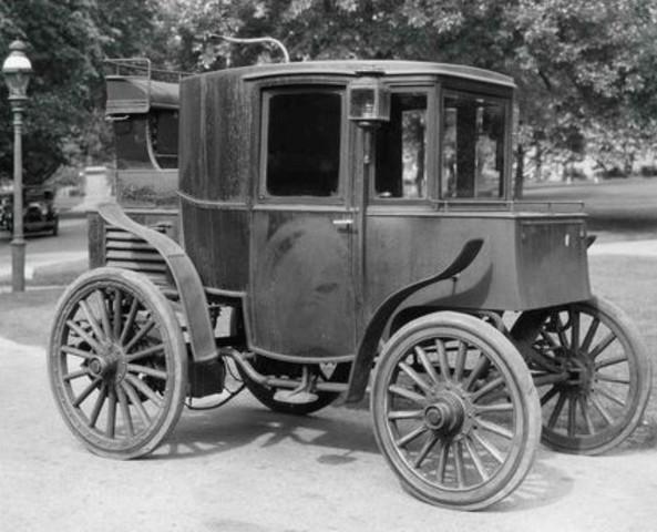 Gasoline Powered Car
