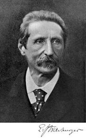 Nacimiento de Eduard Adolf Strasburger