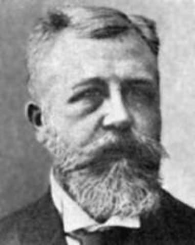 Nacimiento de Edouard Van Beneden