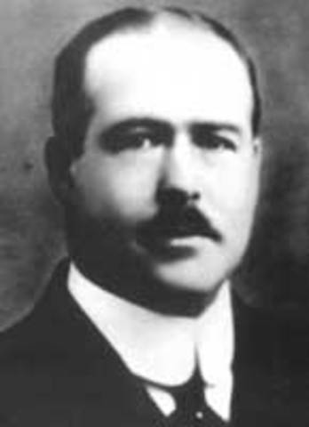 Nacimiento de Walter Sutton