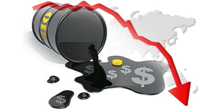 Caída de los precios del Petróleo