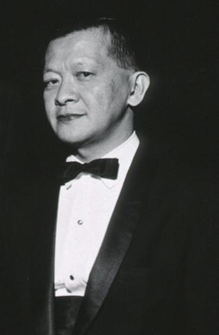 Nacimiento de  Joe Hin Tjio.
