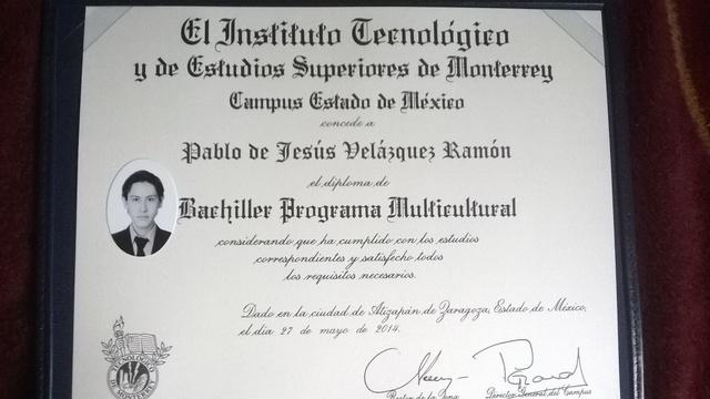 Graduación PrepaTEC