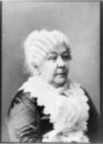 Elizabeth Stanton (1815-1902)
