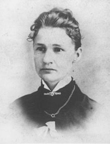 Susanna Slater (1860-1961)