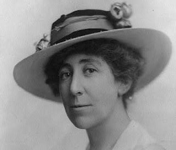 Jeanette Rankin (1880-1973)