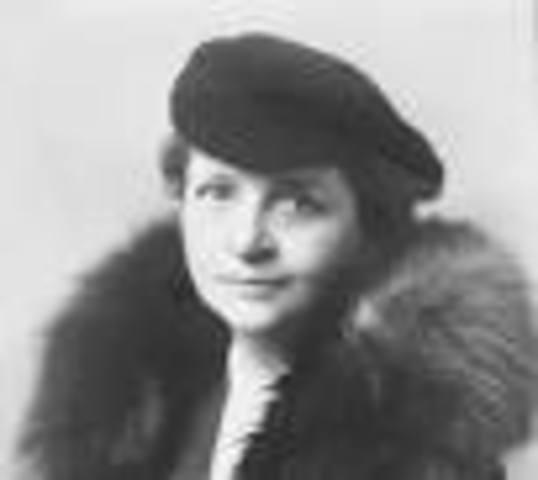 Frances Perkins (1880-1965)