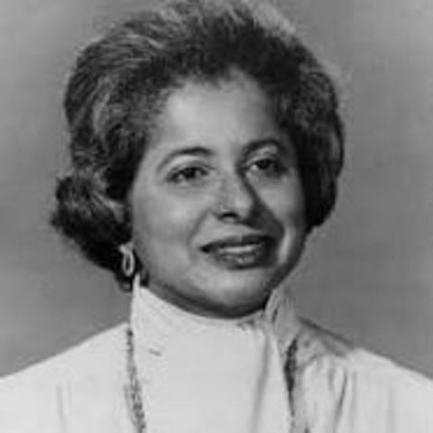 Patricia Harris (1924-1985)