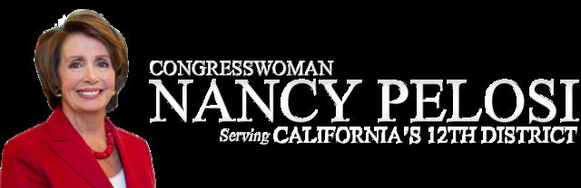 Nancy Pelosi (1940- )