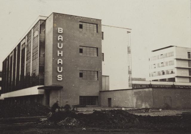 Bauhaus Dessau completed