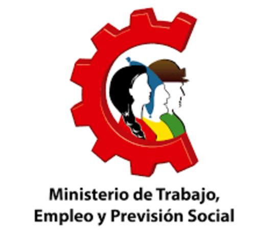 Reorganización del Ministerio de Trabajo; higiene y Prevención Social