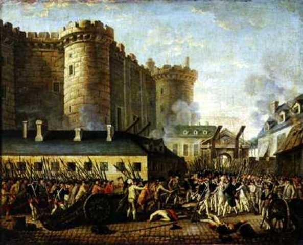 Revolucion francesa Siglo XVIII