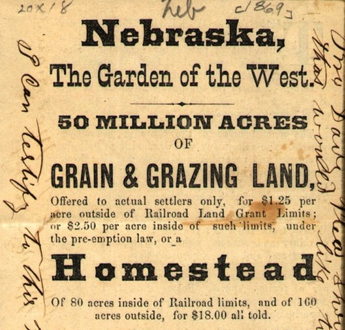 Homestead Act & The Morrill Land Grant