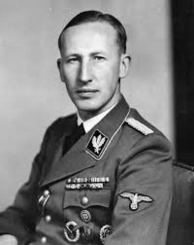 Atentado contra Heydrich
