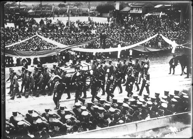Meiji Emperor's Death