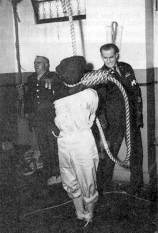 Tojo Executed