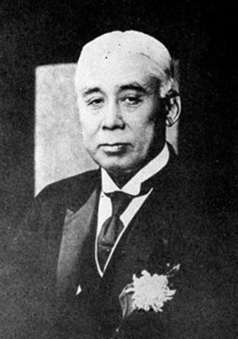 Hara Takashi becomes prime minister of Japan
