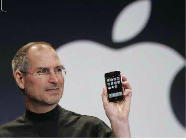 The first iPhone, called the iPhone 1, came out in 2007.
