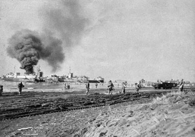 Invasion of Anzio