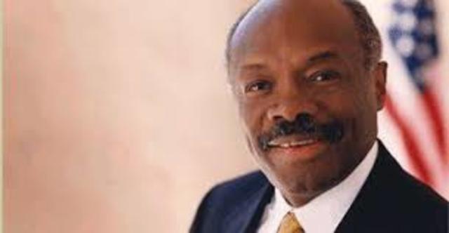 First African American Speaker in a state legislature