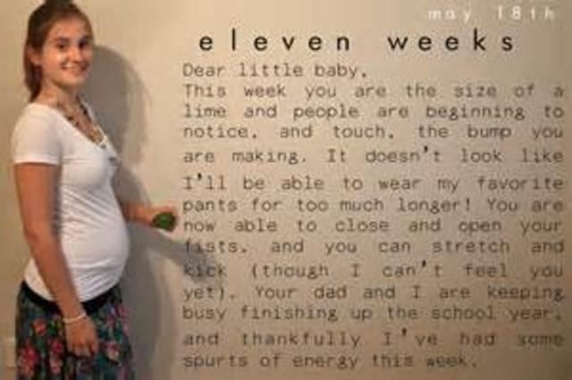 Week eleven: